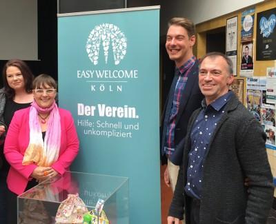 Der Flüchtlingsrat NRW verleiht Ehrenamtspreis für Flüchtlingshilfe