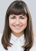 Portrait Floria Moghimi
